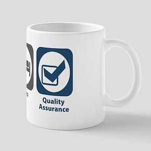 Eat Sleep Quality Assurance Mug