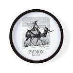 Paymon Wall Clock