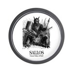 Sallos Wall Clock