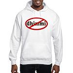 No Dhimmi Hooded Sweatshirt