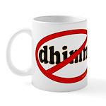 No Dhimmi Mug