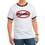 No Dhimmi Ringer T