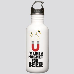 Like a Beer Magnet Cuq Stainless Water Bottle 1.0L