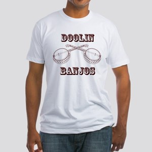 Doolin Banjos Fitted T-Shirt