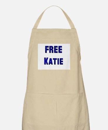 Free Katie from Tom BBQ Apron