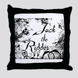 Jack The Ripper 10 Throw Pillow