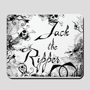 Jack The Ripper 10 Mousepad