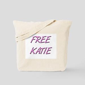 Free Katie Save Katie Tote Bag