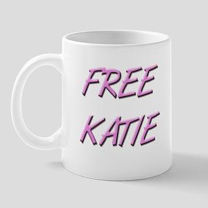 Free Katie Save Katie Mug
