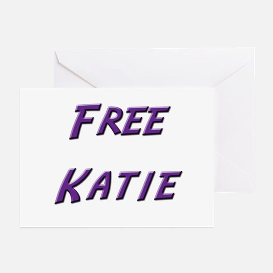 Free Katie Greeting Cards (Pk of 10)