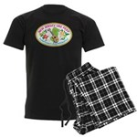 New Jersey Uke Fest 2018 Oval Logo Pajamas