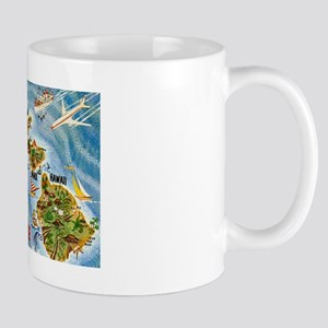 Hawaii Postcard Mug