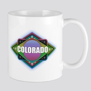 Colorado Diamond Mugs