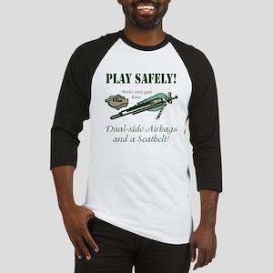 Play Safely Baseball Jersey
