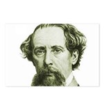 Charles Dickens Postcards (Package of 8)