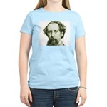Charles Dickens Women's Light T-Shirt