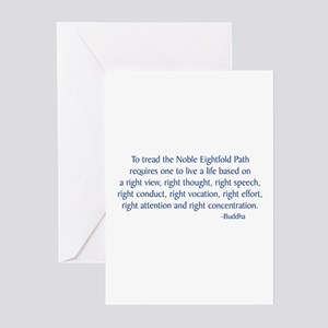 Buddha 14 Greeting Cards (Pk of 10)
