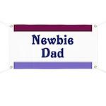 Newbie Dad Banner