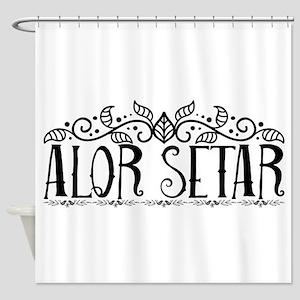Alor Setar Shower Curtain