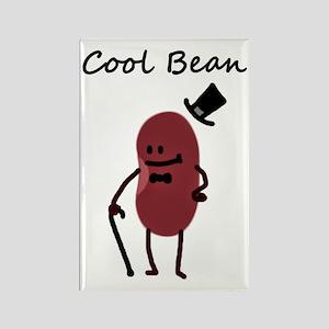 Bob the Cool Bean Rectangle Magnet