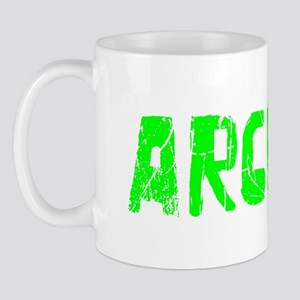 Archie Faded (Green) Mug