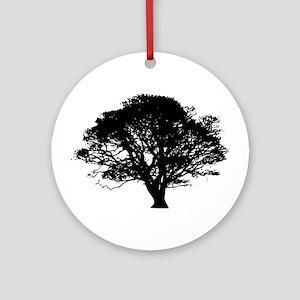 Solo Simplicity Ornament (Round)
