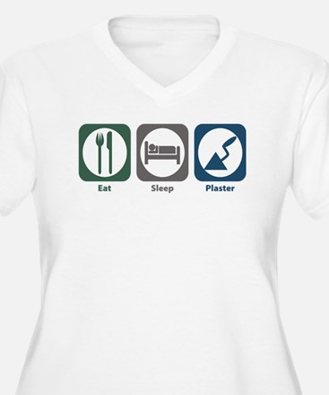 Eat Sleep Plaster T-Shirt