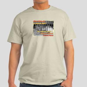Be an Advocate! Light T-Shirt