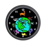 Animal Planet Rescue Wall Clock