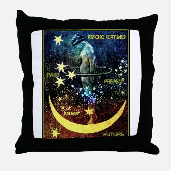 Unique Gypsy Throw Pillow