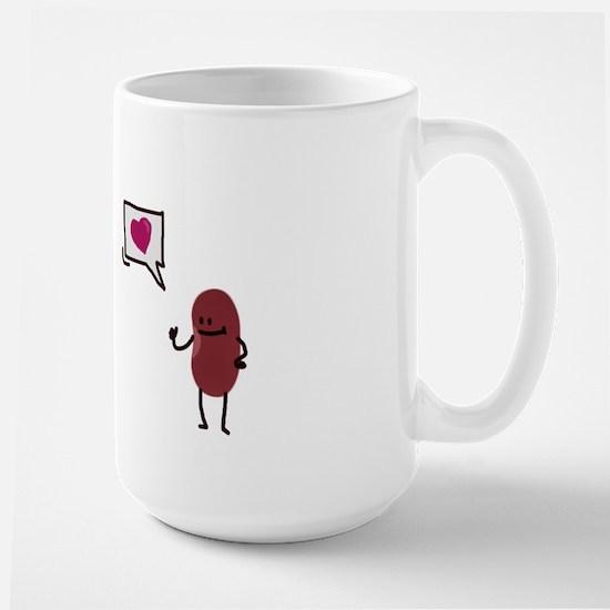 mug heart bubble Mugs
