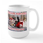 TouringTroyBuilt 15 oz Ceramic Large Mug