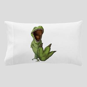 Dino Stomp Pillow Case