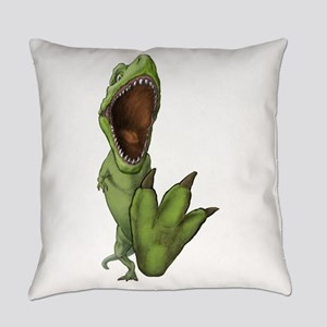 Dino Stomp Everyday Pillow