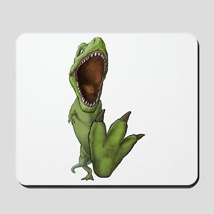 Dino Stomp Mousepad
