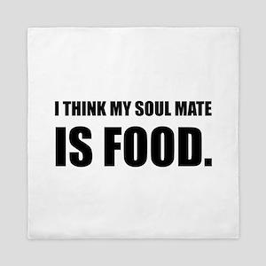 Soul Mate Food Queen Duvet