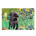 Irises / Cairn (#17) Postcards (Package of 8)