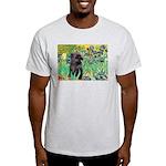 Irises / Cairn (#17) Light T-Shirt