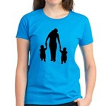 Mother and Children Women's Dark T-Shirt