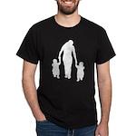Mother and Children Dark T-Shirt