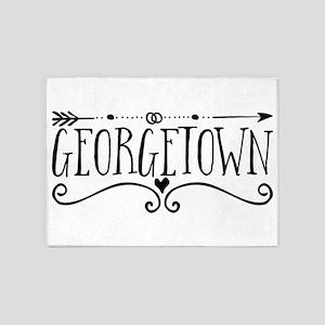 Georgetown 5'x7'Area Rug