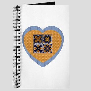 Quilt Heart Journal