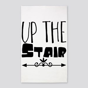 Up the Stair Area Rug