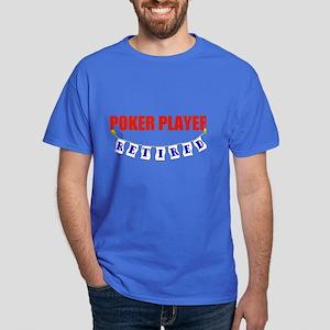 Retired Poker Player Dark T-Shirt