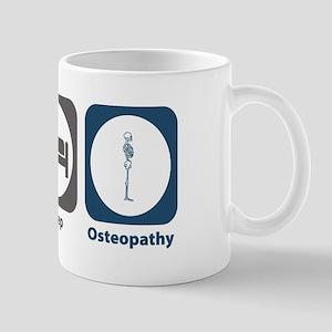 Eat Sleep Osteopathy Mug