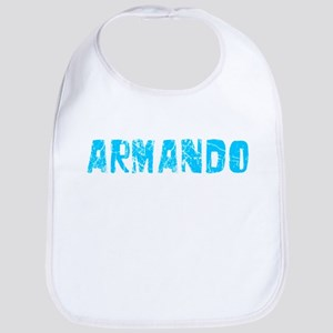 Armando Faded (Blue) Bib