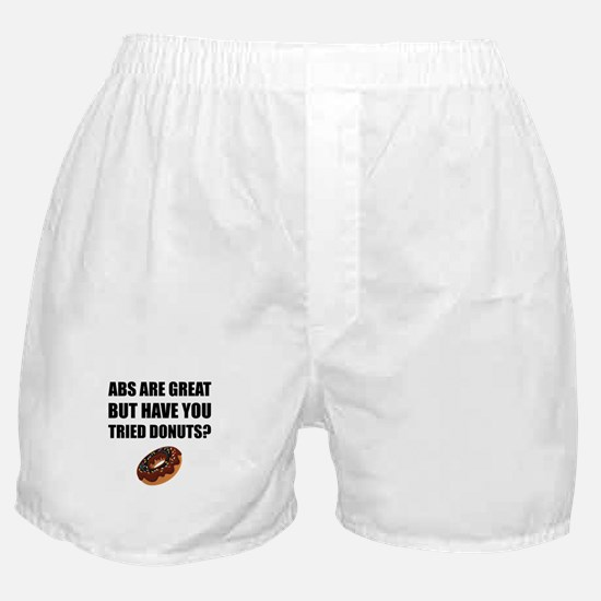 ABS Great Tried Donuts Boxer Shorts