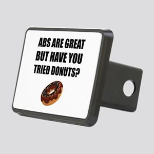 ABS Great Tried Donuts Hitch Cover