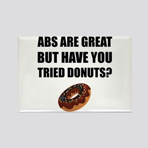 ABS Great Tried Donuts Magnets