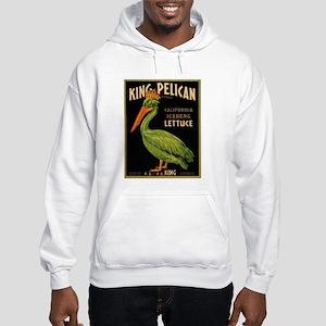 King Pelican Hooded Sweatshirt